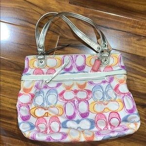 New condition Coach Purse!